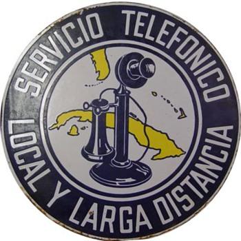 Servico Telefonico Cuba Stick