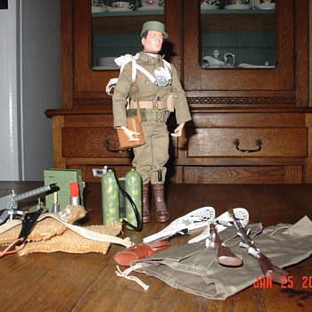 1960's G. I. Joe...By Hasbro - Toys