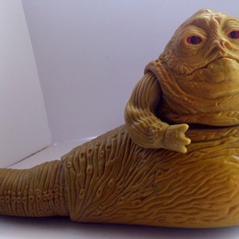 Vintage Star Wars Loose ROTJ Jabba the Hutt
