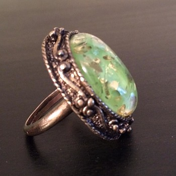 Costume Ring ? - Costume Jewelry