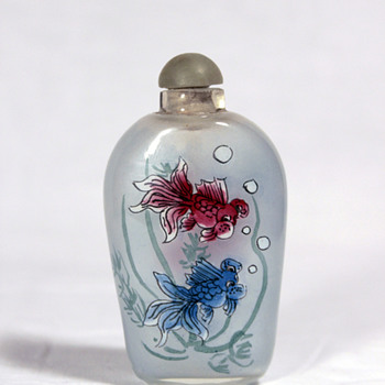 My Favorite Perfume Bottle - Bottles
