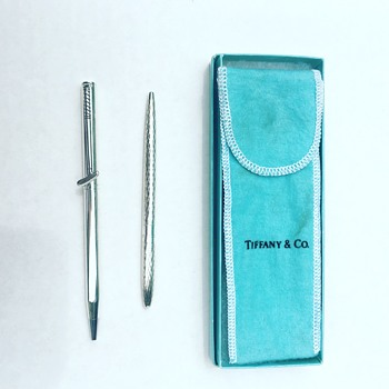 Tiffany & Co Sterling Silver Pens