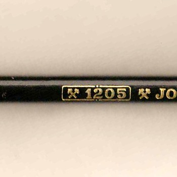 Johann Faber No. 2 Pencil - Brazil