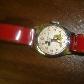 1949 Ingersoll Mickey - Wristwatches