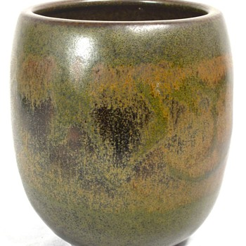 Nokomis Pottery by Red Wing?? - Art Pottery
