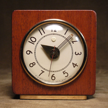 O.B. McClintock Alarm Clock - Clocks