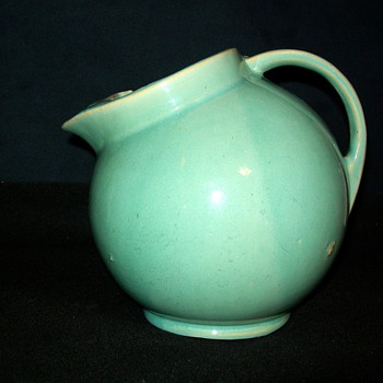 STONEWARE PITCHER? - Art Pottery