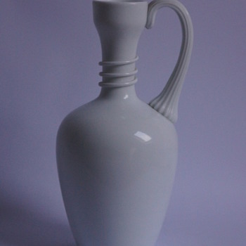 Aesthetic  Jug - Art Glass