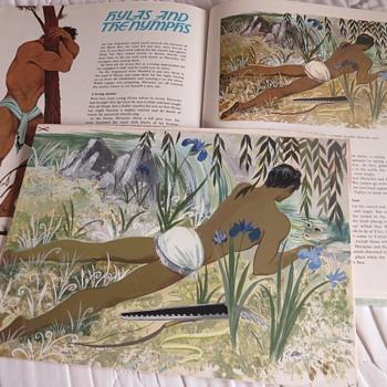 Original Illustration by Janet and Anne Grahame Johnstone - Visual Art