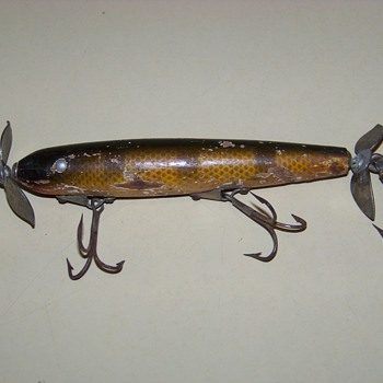 Vintage Fishing Lure - Fishing