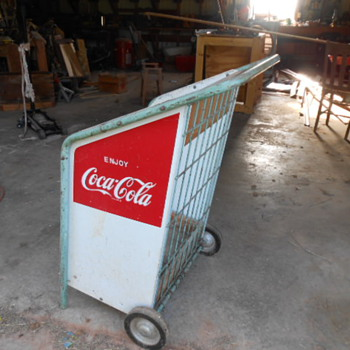 Coke a Cola carrier