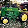 My 1948 John Deere M