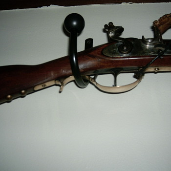 reolica kentucky rifle.