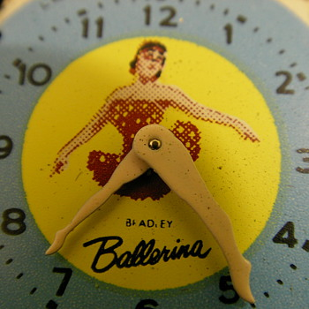 1956 Ballerina Wristwatch By Ingraham