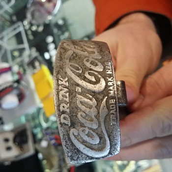 Drink Coca-Cola bottle opener