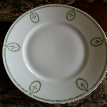 Please, Help me ID this Rosenthal Pattern