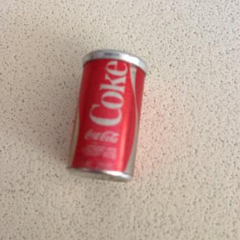 Mini Coke Can