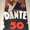 """Original 1936 """"Dante The Magician"""" Stone Lithograph Poster"""