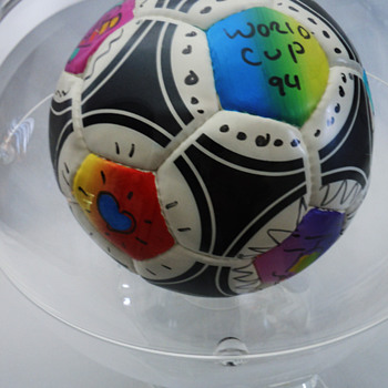 THE PETER MAX FIFA WORLD CUP 1994  items - Visual Art