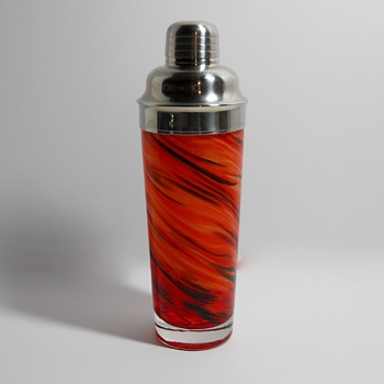 Murano Liquor Shaker,Mid 20 century