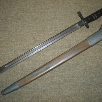 US Model 1917 Enfield Bayonet