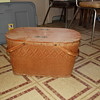 Antique Picnic Basket