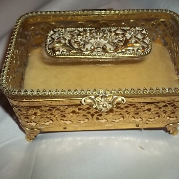 matson jewlery/trinket box