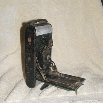 Kodak model 1917 Autographic Camera