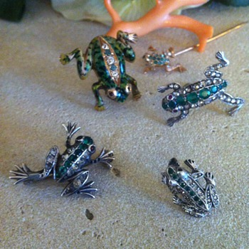 Froggies! - Fine Jewelry