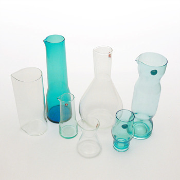 Alfredo Häberli jug designs - Art Glass