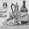 1950 Bols Liqueur Advertisements