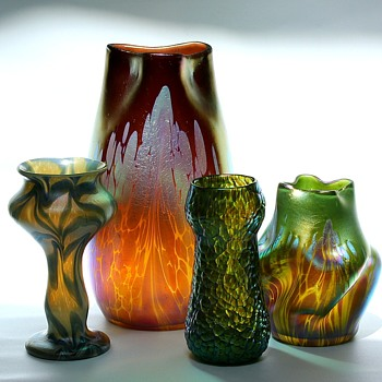 Group Shot - Art Glass
