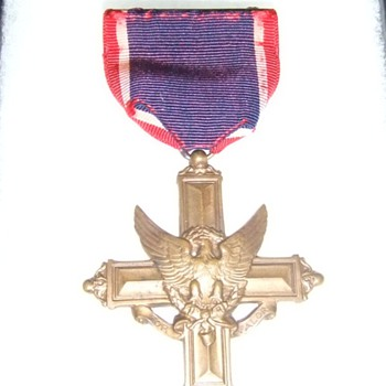 WW1 Distinguished Service Cross - Military and Wartime