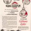 1953 - Western Pacific Railroad Advertisements