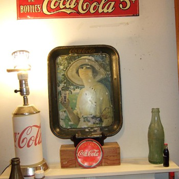 My coca cola collection...(so far) - Coca-Cola