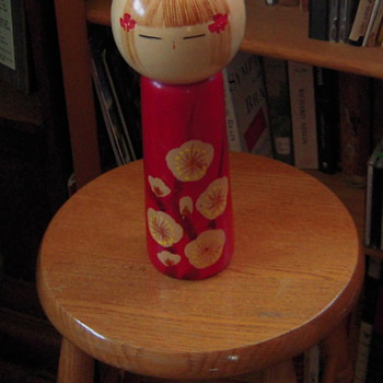 Kokeshi doll (circa 1979) - Dolls