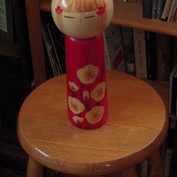 Kokeshi doll (circa 1979) - Dolls