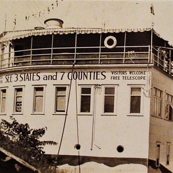 S S Grand View Point Ship Hotel Bedford, PA (More items) - Advertising