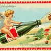 Old Saint Valentine&#039;s Day Postcard