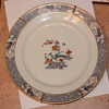 Theodore Haviland China Plate- Rajah Pattern, pre 1921