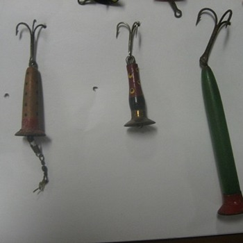 Unknown lures, help!