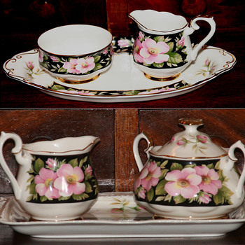 Royal Albert Provincial Flowers - more images - China and Dinnerware