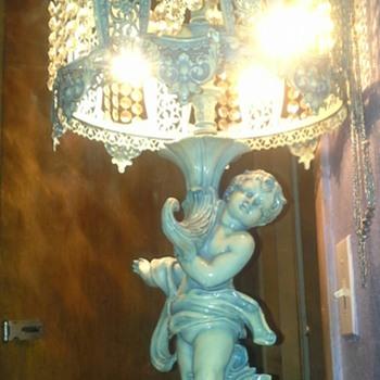 Isn't She Beautiful - Lamps