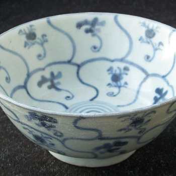Tek Sing Rice Bowl - China and Dinnerware