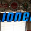 Neon Lighted Lionel Sign