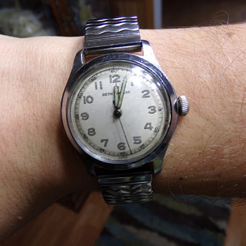1956 Seth Thomas Wrist-Watch (Daily Carry)