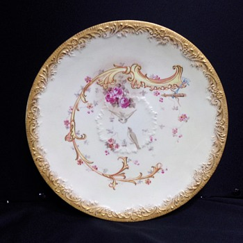 2 Plates - China and Dinnerware