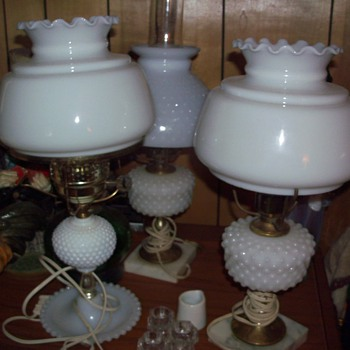 3 favorite white lamps