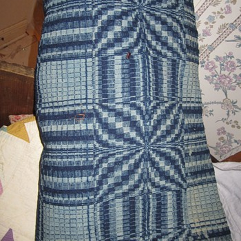 Primitive Amish Colorful Shaker Quilts Antique Hand Made