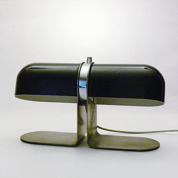 Table lamp. Andr Ricard (Metalarte, 1973) - Lamps
